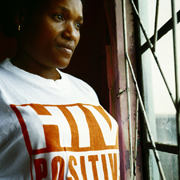 South African AIDS activist